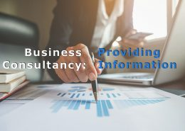 business consultancy providing info