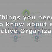effective organization