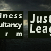 business consultancy justice league