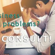 Business problems? Consult!