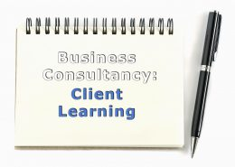 business consultancy client learning